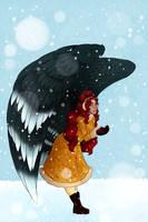 HoF - Secret santa - Morgan by Adela555