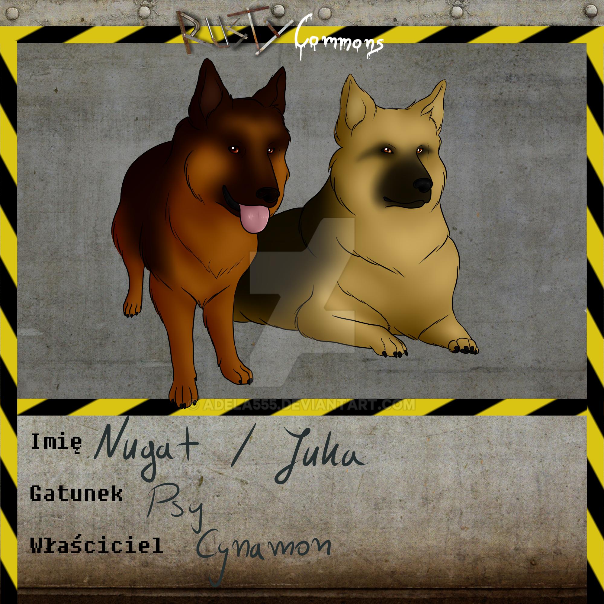 RC - Nugat i Juka by Adela555
