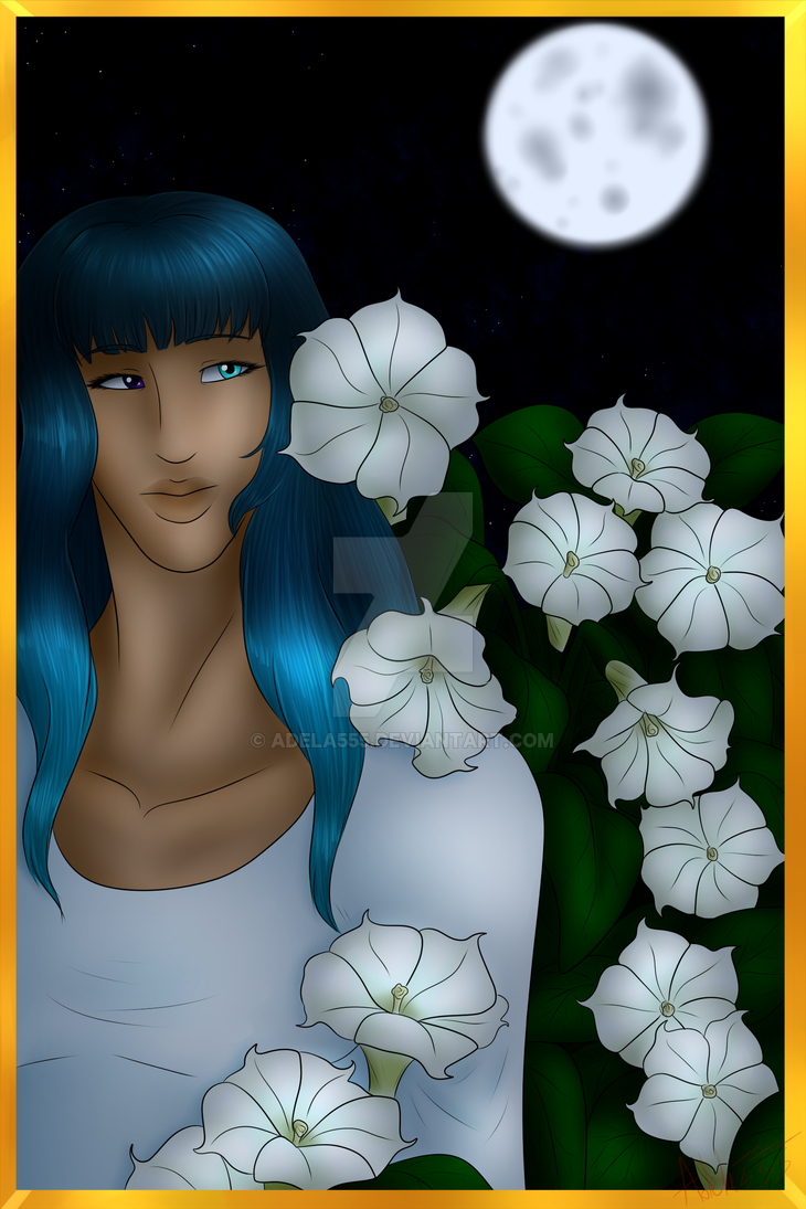 HoF - Moonflower by Adela555