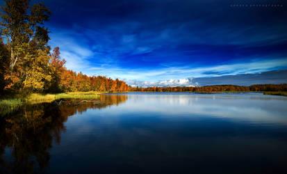 Autumn Blues by BoholmPhotography
