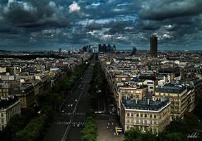 La Grande Arche II by BoholmPhotography