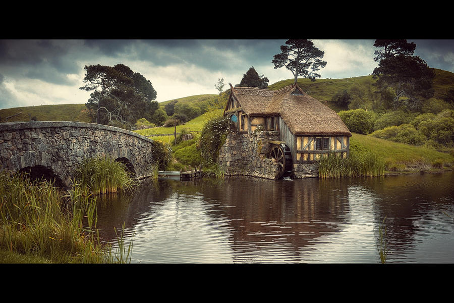 The Shire by BoholmPhotography