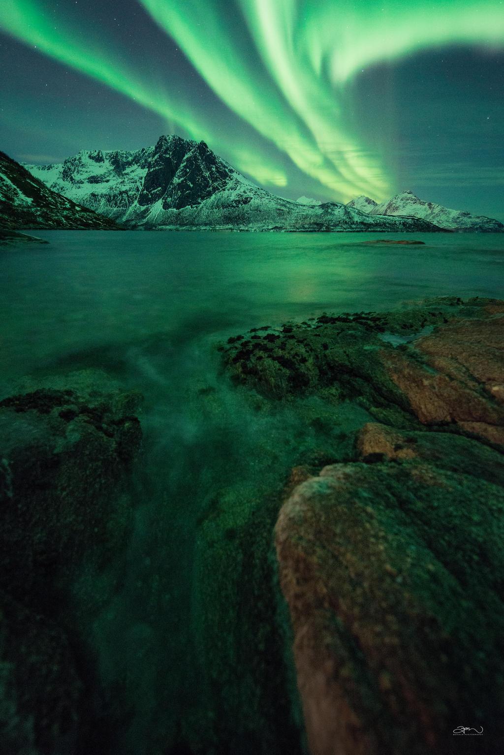 Grotfjord by BoholmPhotography