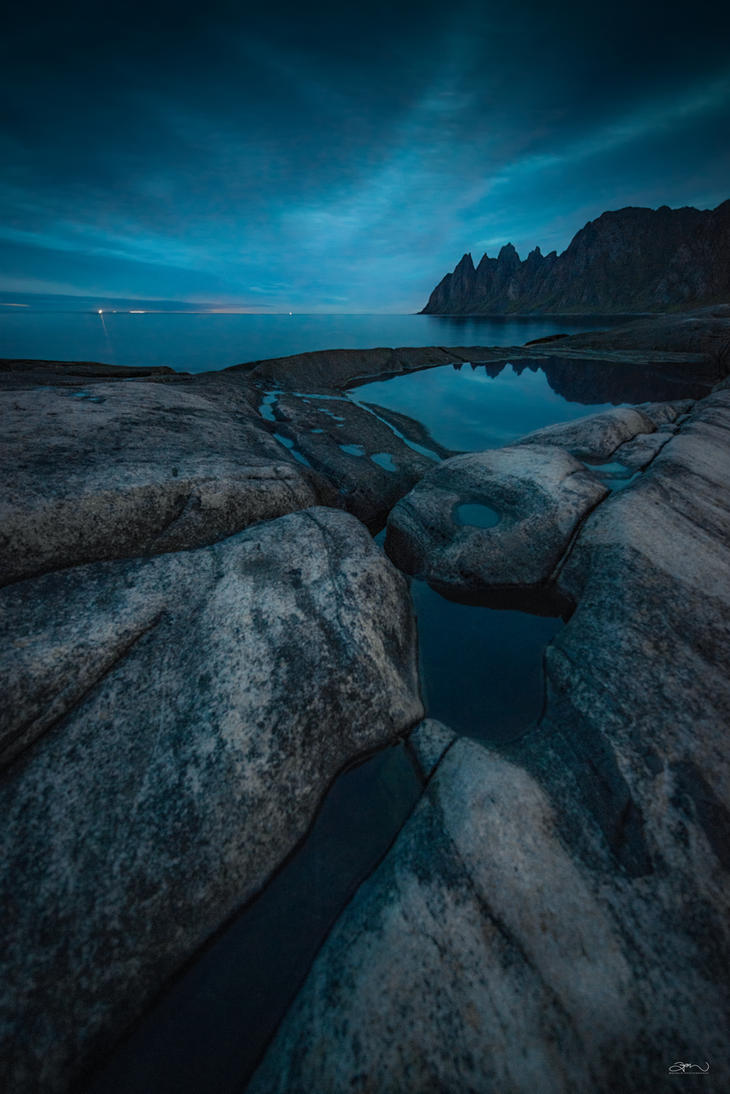 The Devil's Teeth by BoholmPhotography