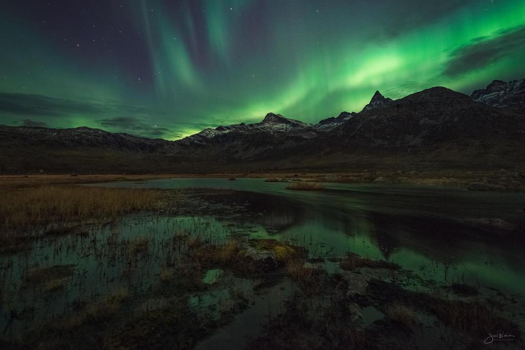 Kattfjordvatnet by BoholmPhotography