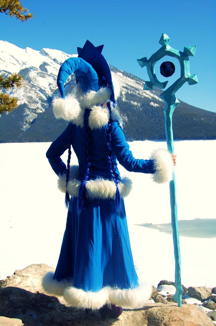 Winter Wonder Lulu [WIP] by FoxfireGhost on DeviantArt