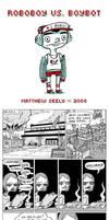 Roboboy vs. Boybot