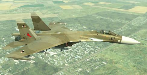 Su-27 Cipher SP by ACZCipher