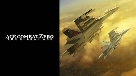 Ace Combat Zero Broken Mirror HD wallpaper 1 by ACZCipher