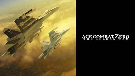 Ace Combat Zero Broken Mirror HD wallpaper 2 by ACZCipher