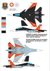 Sol-1 Su-30SM by ACZCipher