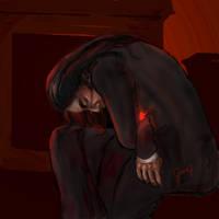 Bloody cold night by ginn-m