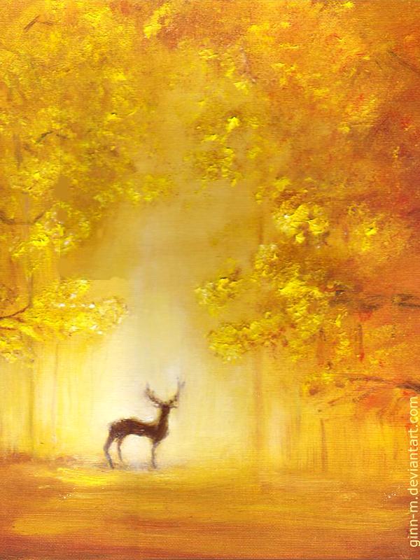 Golden Morning by ginn-m