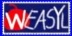 Weasyl Stamp by Polarbearshygirl