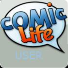 Comic Life 3 User Stamp by Polarbearshygirl