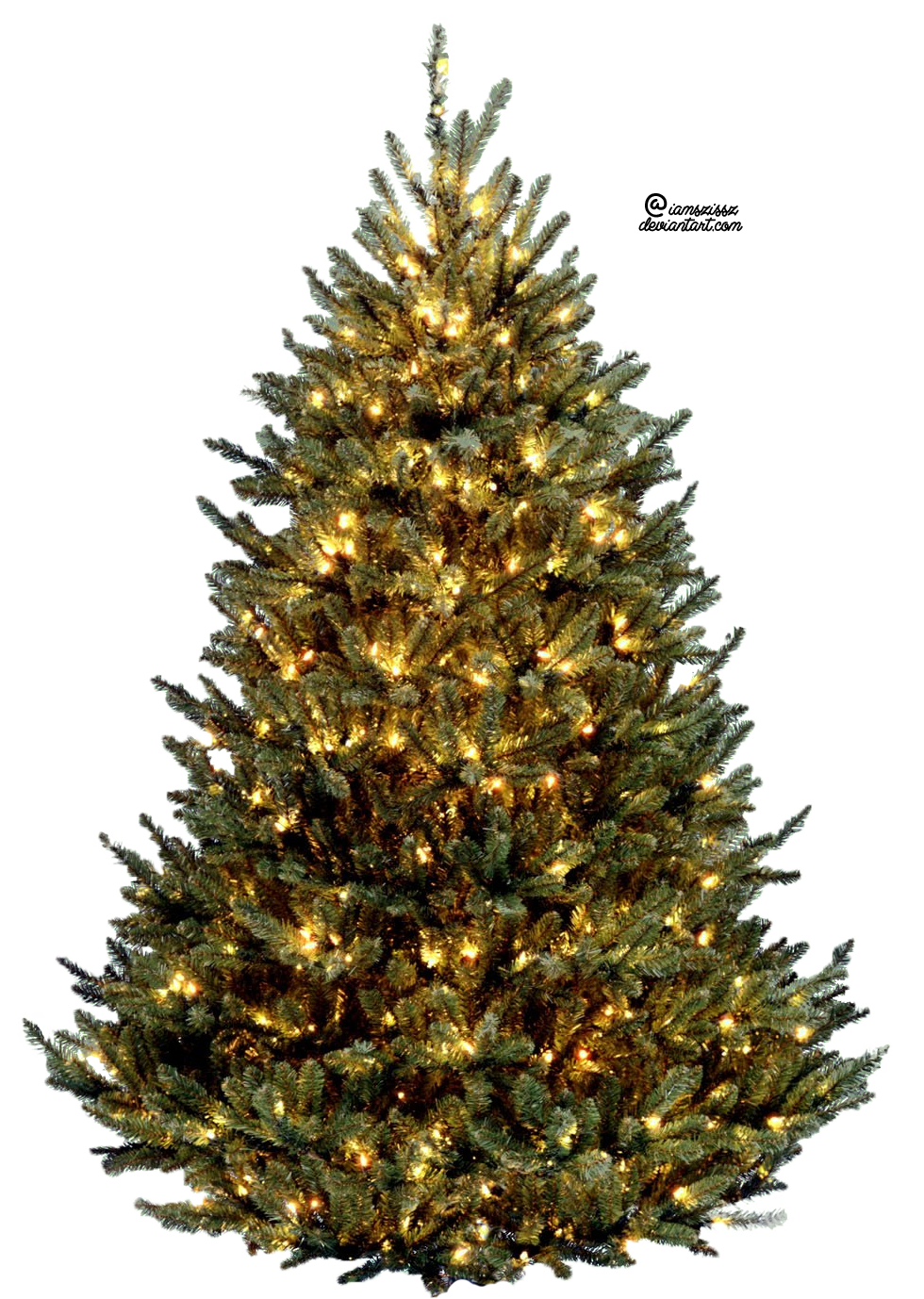 Xmas tree png 2 by iamszissz on DeviantArt PGnc4HNG