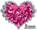 Cute heart or idk