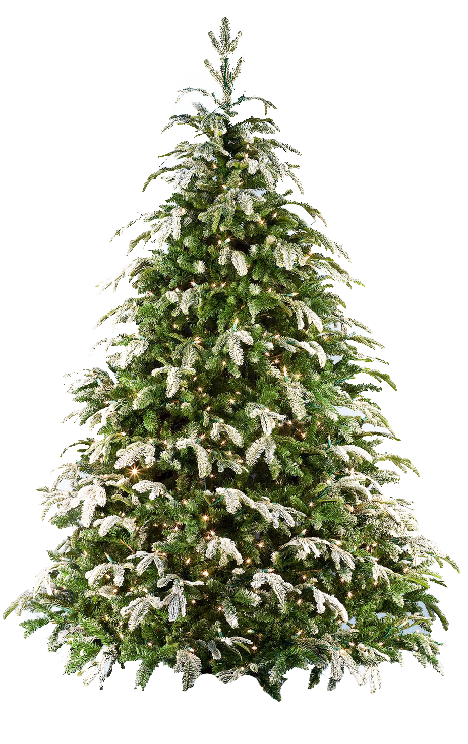 Gold Artificial Christmas Tree