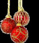 Xmas ornament ball png 1