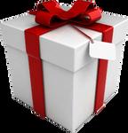 Xmas present box png 1