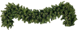 Xmas garland png 2 by iamszissz