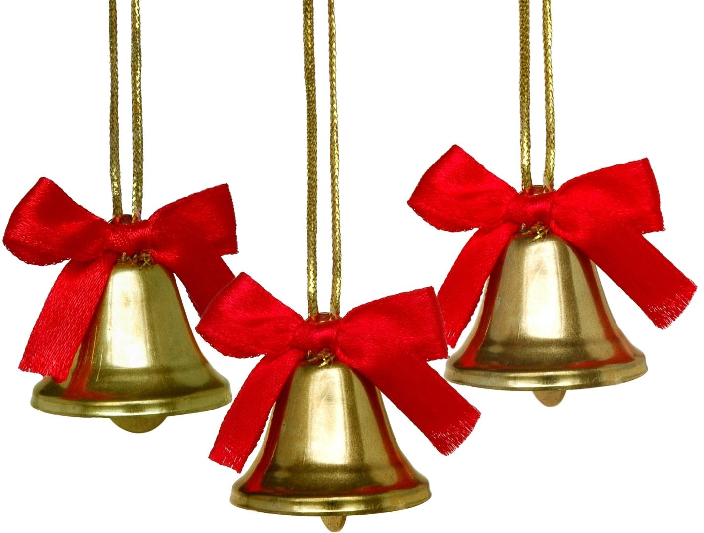 Xmas ornament bell png