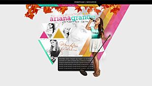 Ariana Grande PSD by iamszissz