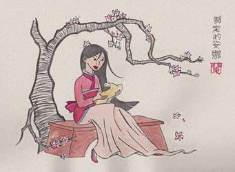 Mulan by FanatikerFrau