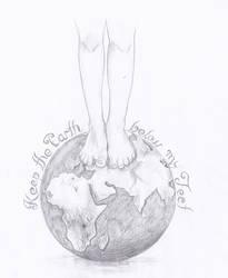 Below My Feet