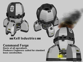 JILTED - Command Forge