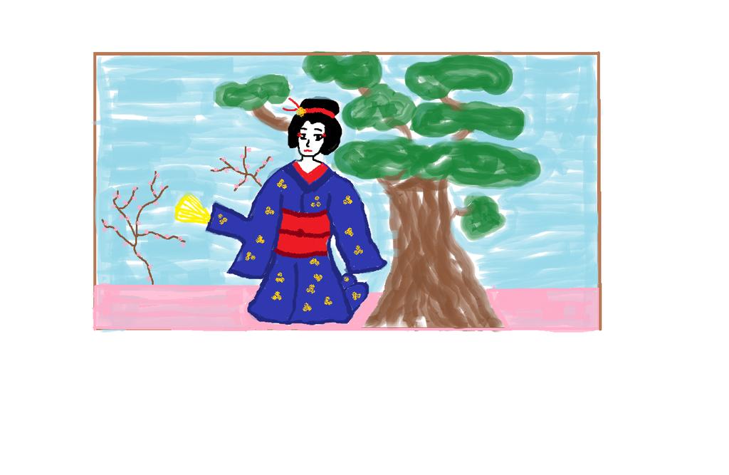 Kimono by sokka249