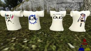 Kellen's Shirts (Request)
