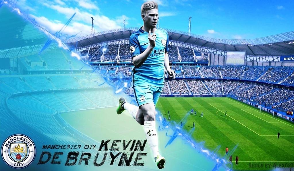 Kevin De Bruyne By Alexbg23 On DeviantArt