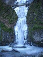Waterfall by SusieStock