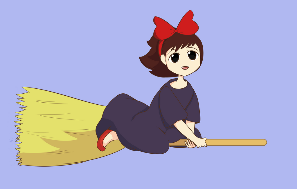 Kiki's Delivery Service by Arolyne