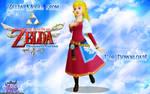 MMD Zelda (Skyward Sword) + Download