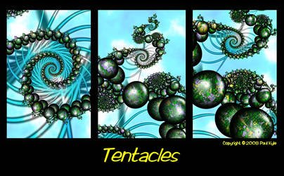 Tentacles by fractalyst