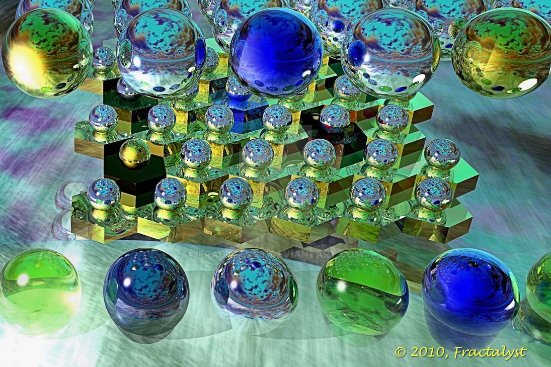 Hexagonia by fractalyst