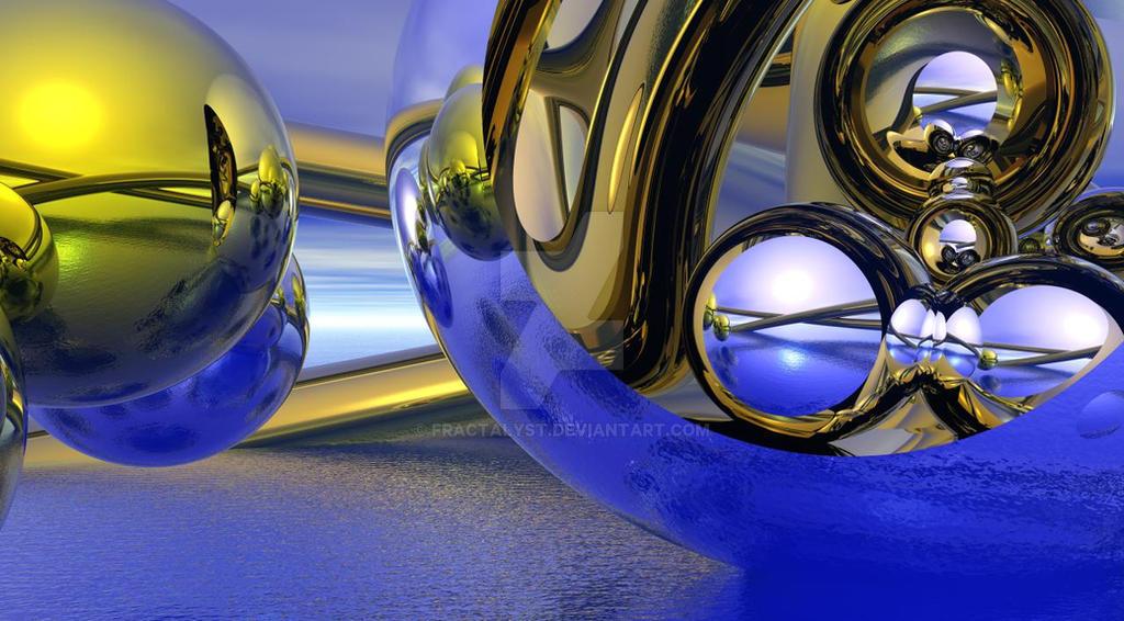 Schwarzschild's Paradox by fractalyst