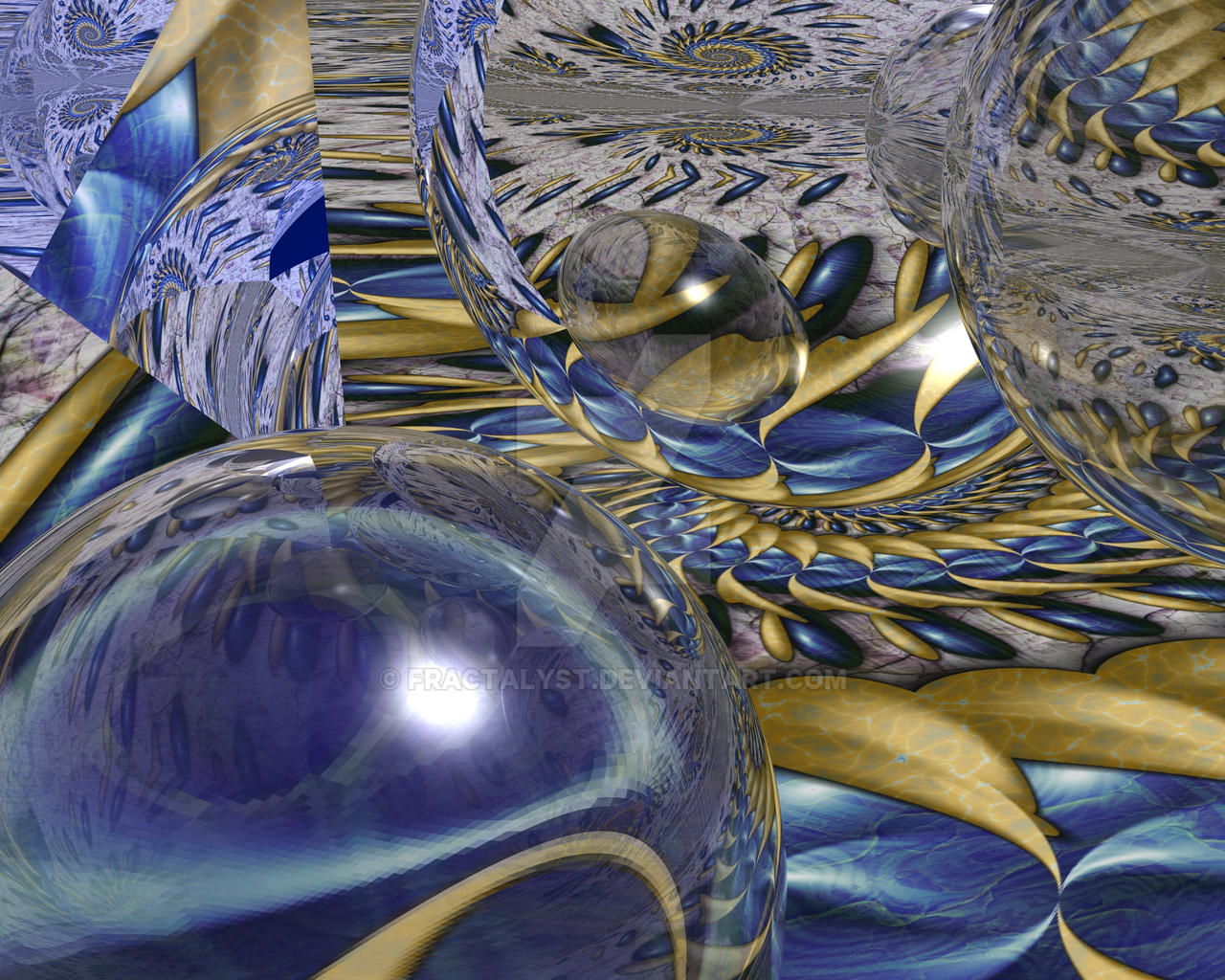 reflecktions by fractalyst