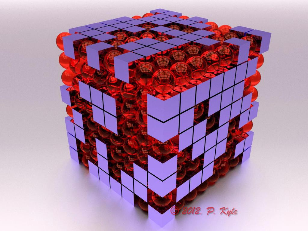 Cubism by fractalyst