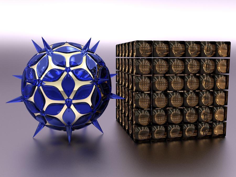 Flower Power by fractalyst