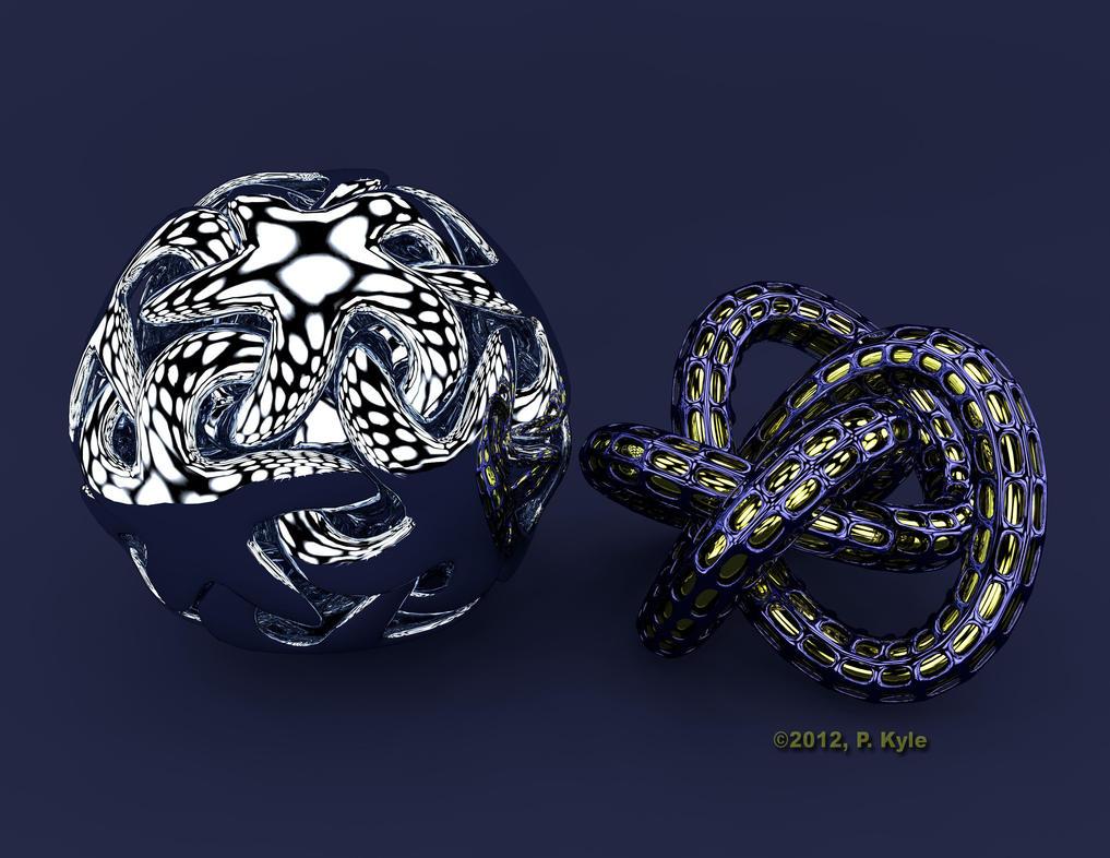 Torus^2 by fractalyst