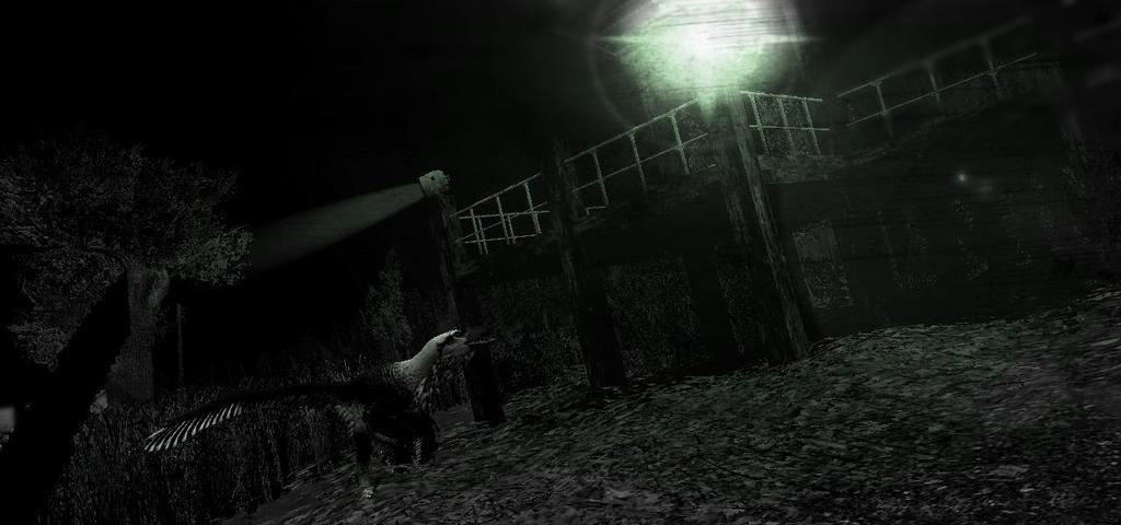 {Gmod} Night patrol by aquadesrtoyer
