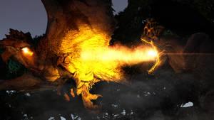 (SFM) Battle Of Monsters