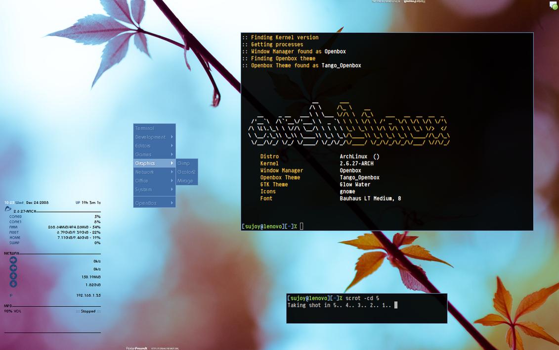 OpenArchBox by binarycodes