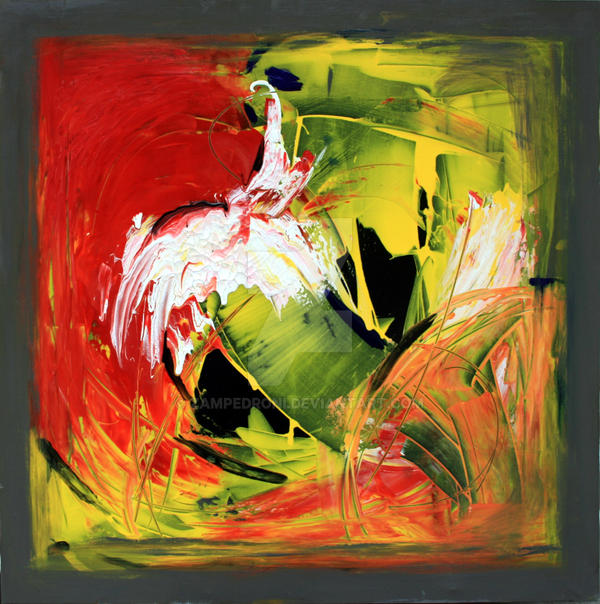 abstract painting by zampedroni on deviantart