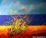 Abstract Ibiza