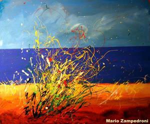 Abstract Ibiza by zampedroni