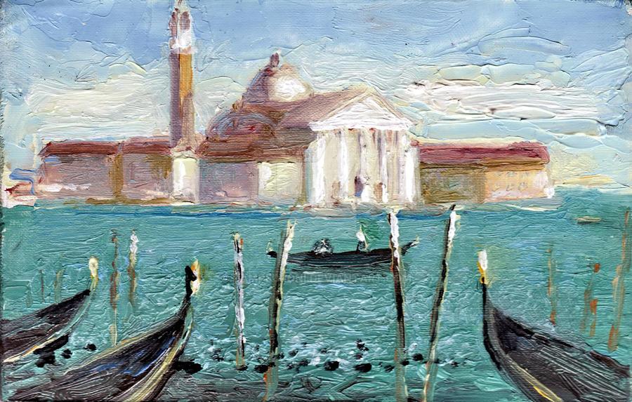 Venice 1964 by zampedroni